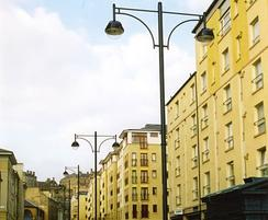 Broadway street and car park lantern