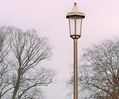 Campden traditional amenity lantern