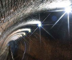 Candela Light replaced the lighting in the Canal Tunnel