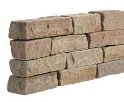 Rustic Sandstone Tumbled Walling