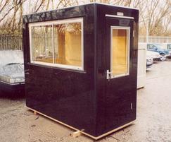 Fibaform 1224 GRP Kiosk