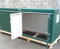 GRP enclosures