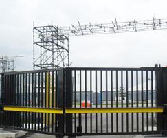 PAS 68 Terra V gates installed for London 2012 Olympics