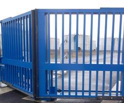 PAS 68 Terra V Gate 7.5t @ 50mph