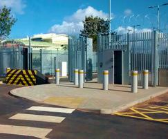 LPS 1175 Terra Diamond Turnstile with HVM Blocker