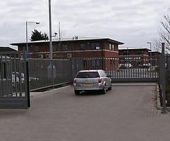 LoTracker sliding security gates