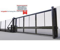 IWA 14 Terra G8 sliding cantilevered gate