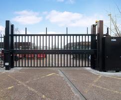Terra G8 Sliding Gate