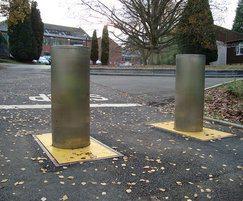 Stainless steel clad as standard