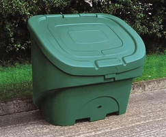 Nestor 400 Grit Salt Bin Deep Green Model