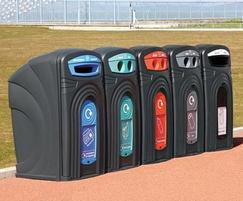 Nexus 360 Recycling Bins Recycling Station
