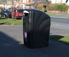 Nexus™ 360 recycling bin