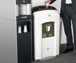 Nexus 100 Recycling Bins Cup Bank Model