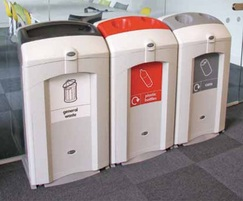 Nexus 100 Recycling Bins