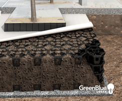 StrataCell™ soil structure system