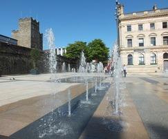 Derry city centre