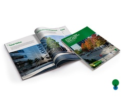 GreenBlue Urban Ltd: Download 'Street Tree Cost Benefit Analysis' guide