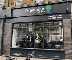 GreenBlue Urban Ltd: GreenBlue Urban opens its first showroom