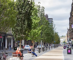 Green Avenues plan, Glasgow