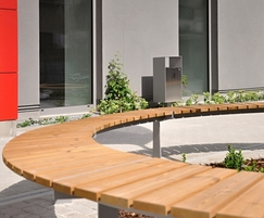GreenBlue Urban Ltd: StreetPark public realm furniture collection launched