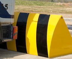 Heald Commander 30 tonne roadblocker