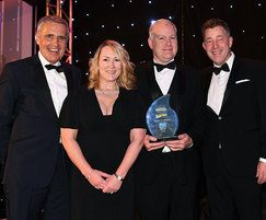 Heald: Double award win for Heald