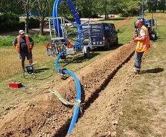Civil engineering contractors