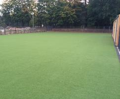 Mini Muga - Fake Turf