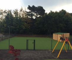 Mini Muga -Artificial Grass