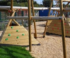 Bespoke playground design and build