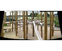 IGC Adventure Playground Spider Web Net