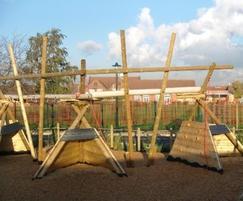 IGC Adventure Playground Twig-wam