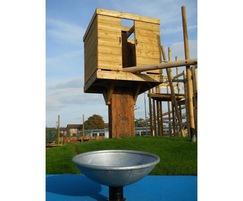 IGC Adventure Playground tower