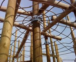 IGC Adventure Playground Net