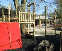 Birchwood Nursery playground design