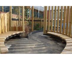 EYFS playground, Harefield Children's Centre