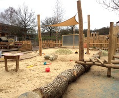 Early Years playground, Broadfields Primary School