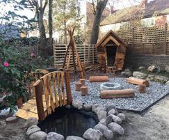 BabaYaga House - Minihome Nursery