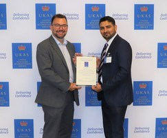Endress+Hauser: Endress+Hauser achieves UKAS accreditation