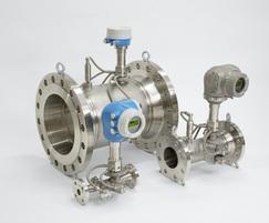 Prosonic Flow G 300/500 - ultrasonic gas flowmeter