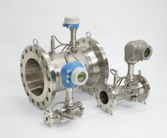 The new Prosonic Flow G ultrasonic gas flowmeter