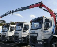 Heras UK: New fleet for Heras