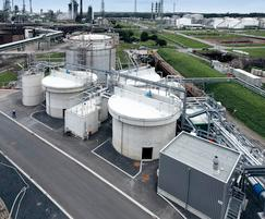 Wastewater Treatment for a major European Refinery
