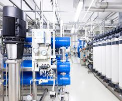 Water Treatment for a Photovoltaic systems manufacturer