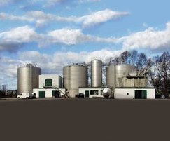 Wastewater treatment for Bavarian dairy