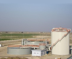 Beet sugar factory - Turkey