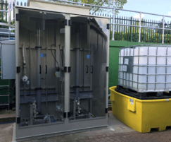 SecureChem™ IBC chemical dosing system