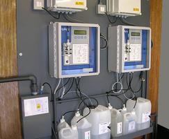 ProAm ammonia at Holdenhurst WwTW