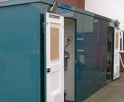 Bran Sands WwTW ammonia influent monitoring kiosk