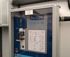 Proam ammonia monitor measures NH4-N